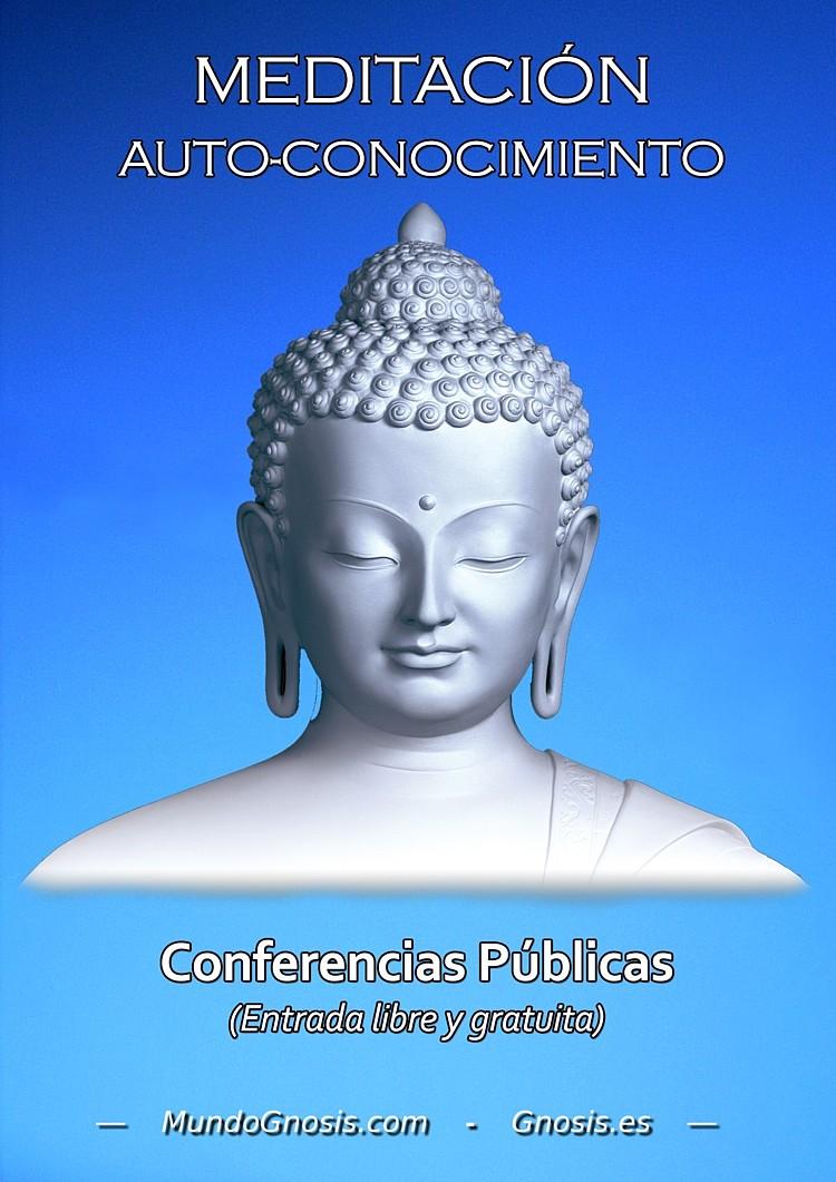 Conferencias de gnosis y meditación en Tossa de Mar, Gerona, Cataluña, Catalunya. Relajación, concentración y meditación, las claves para el despertar de la conciencia