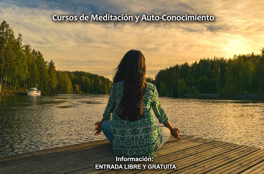 Conferencias de gnosis y meditación en Vitoria-Gasteiz. Relajación, concentración y meditación, las claves para el despertar de la conciencia